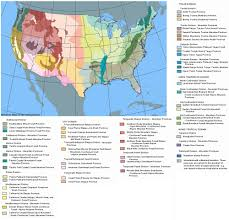 Map Of Northern America by North America Original Biomes Map Historical Science