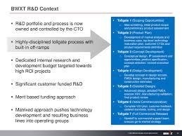 bwx technologies bwxt investor presentation slideshow bwx