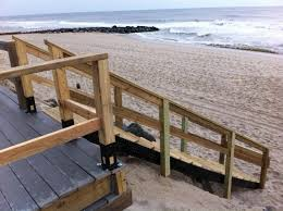 beach stair stringers by fast stairs com