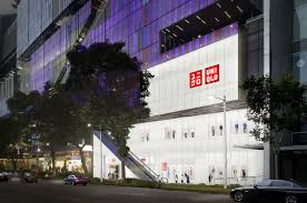 Flag Store Online Uniqlo To Open First Global Flagship Store In Singapore U0027s Orchard