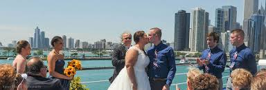 weddings in chicago real chicago weddings on the water spirit cruises