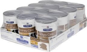boxer dog kidney problems hill u0027s prescription diet k d kidney care with chicken canned dog