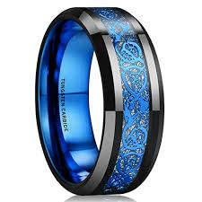 wedding rings tungsten images 8mm unisex or men 39 s tungsten wedding band mens celtic wedding jpg