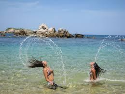 la costa de oaxaca sun surf and sea life schmidty little