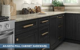 navy blue kitchen cabinet pulls introducing adjusta pull cabinet hardware