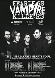 melodic metalcore band annisokay join fearless vampire killers on