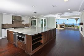open kitchen plans with island 53 high end contemporary kitchen designs with wood