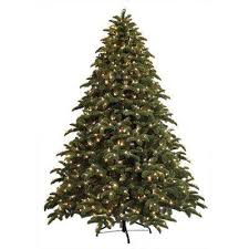 home depot black friday christmas 2016 7 5 ft artificial christmas trees christmas trees the home depot
