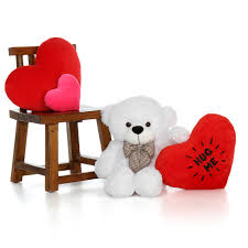 big valentines day 30in big s day teddy with beautiful hug me
