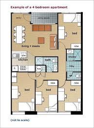 The University Of Adelaide Village Accommodation Service New House Plans Adelaide