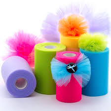 rolls of tulle economy colored polyester tulle in rolls