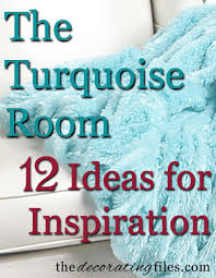 Turquoise Wall Decor Turquoise Room 12 Ideas For Inspiration