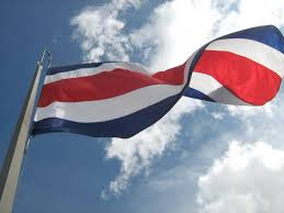 Flag Costa Rica The Costa Rica National Anthem English Version The Costa Rica Post