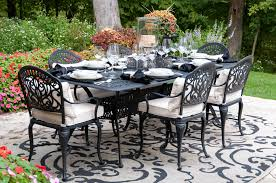 Brown And Jordan Vintage Patio Furniture by Patio Furniture Types And Materials Garden Furniture Guide