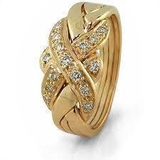 wedding ring saudi gold rings 4s15d