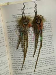 mr t feather earrings 107 best things to do with pheasant feathers images on