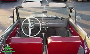 Vw Beetle Classic Interior Interior U0026 Dashboard Of A Vw Käfer Cabriolet Vw Käfer Cabriolet