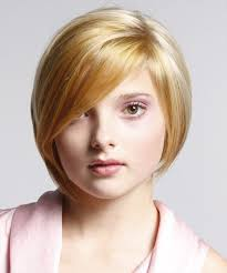 bi layer haircuts over the ears 30 amazing haircuts for chubby fat faces to look thin