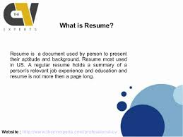 What Is Resume Summary Difference Between A Curriculum Vitae And A Resume