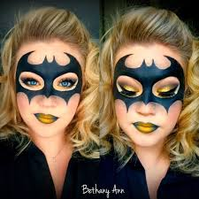buy halloween contacts in store bat man halloween makeup my creations pinterest bat man