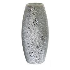 wilko silver mosaic vase at wilko com