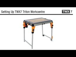 Triton Woodworking Tools South Africa by Triton Twx7 Workcentre Instructions Youtube