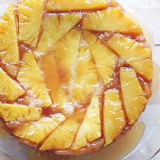 cake of the day gluten free pineapple upside down cake