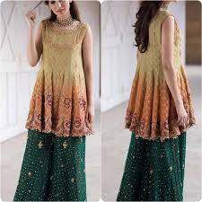 design dress bridal mehndi dresses designs 2017 18 collection for
