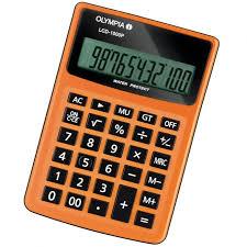 calculatrice bureau calculatrice de bureau lcd 1000p 12 chiffres olympia talos