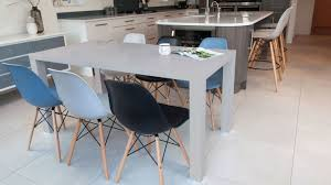modern grey dining table classy grey dining table color the home redesign