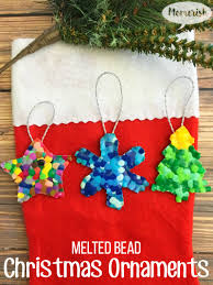 collection of bead christmas ornaments all can download all