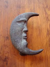 moon door knocker nice knockers pinterest doors moon and