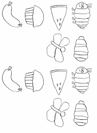 the very hungry caterpillar food coloring pages geborneo club