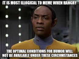Don Meme - don t meme when hangry imgflip