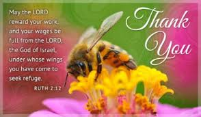 free ecards thank you card invitation sles free ecards thank you nature bee honey