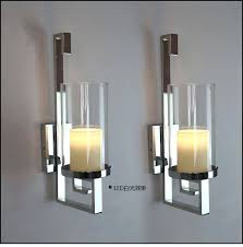 Jar Candle Wall Sconce Sconce Rustic Wooden Candle Holders Uk Rustic Led Candle Sconce
