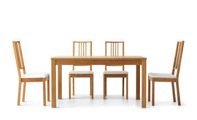 Perth Dining Chairs Ikea Stockholm Dining Table