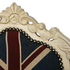 Union Jack Dining Chair Jack Union Dining Chairs Uk Flag Antique Replica Beautiful
