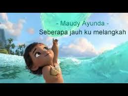 film moana bahasa indonesia full lagu moana bahasa indonesia youtube