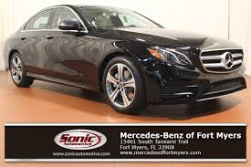 ft myers mercedes 2018 mercedes e class for sale in fort myers fl stock