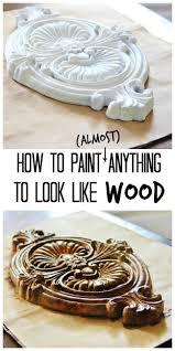 25 best faux wood paint ideas on pinterest painted garage doors
