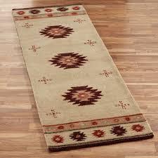 southwestern runner rugs rugs decoration