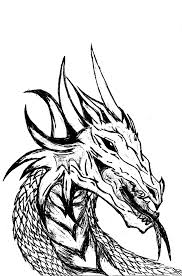 black and white dragon images free download clip art free clip