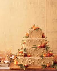 wedding cake harvest wedding cakes by theme martha stewart weddings