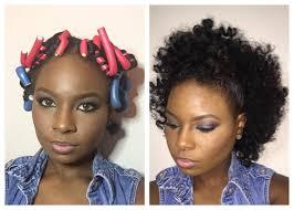 how to salvage flexi rod hairstyles flexi rod set on dry hair youtube
