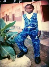 shatta wale childhood