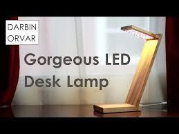 Diy Mini Desk Lamp Diy Led Desk Lamp W Strip Lights 8 Steps With Pictures
