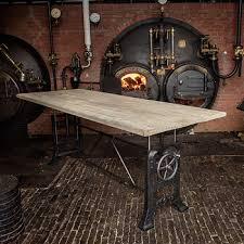 industrial tables for sale in height adjustable industrial tables dt 69