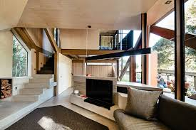 cabin 2 a contemporary small retreat by maddison architects