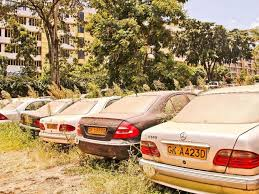mercedes auction judiciary to auction 40 mercedes vehicles at sh25 000 to